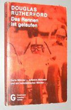 Douglas RUTHERFORD Das Rennen ist gelaufen GOLDMANN KRIMI 1969