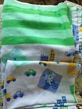 Blues Clues Twin Sheet, Flat and Fitted Sheet.