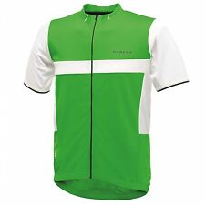 Dare 2b Impel Short Sleeve Road Bike/Cycling/Cycle Jersey- Fairway Green - Large