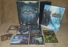 World of Warcraft: Wrath of the Lich King (Collector's Edition) CD Key Used