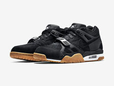 Nike Men's Air Trainer III Bo Knows Size 9 NEW 705426 002 Bo Jackson Black/Gum