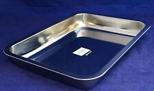 New 36x27cm Stainless Steel Baking Tray 21655
