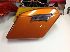 OEM Genuine Harley FLD Switchback Right Saddlebag with Hardware Hinges