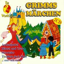 CD El Mundo De Grimms Cuento de hadas 2CDs