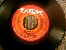 INSTITUTIONAL CHURCH OF GOD AND CHRIST~ONE MORE DAY~NEAR MINT~TALK IT~ GOSPEL 45