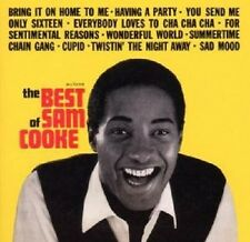 "SAM COOKE ""THE BEST OF"" CD NEUWARE"