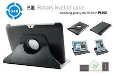 Rotated Cover Case+Stylus+Film For Samsung Galaxy Tab 10.1 GT-P7500 GT-P7510