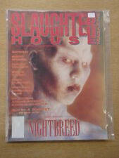 SLAUGHTER HOUSE #4 NM HSC ASSOCIATION HORROR MAGAZINE