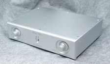 2606A Full aluminum preamp chassis Power amp box /DIY case for JC-2 Silver