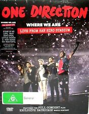 One Direction - Where We Are - Live from San Siro Stadium [Milan] DVD SBME