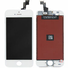 iPhone 5S LCD Lens Touch Screen Display Digitizer Assembly Replacement White