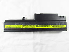6 Cell Laptop Battery for Lenovo IBM Thinkpad T42 T42p T43 T43p 92P1075,92P1087