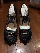 Brand New SALVATORE FERRAGAMO Nika 70 mid-heel pumps
