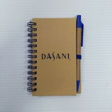 Dasani Recycled Notepad & Pen - FREE SHIPPING