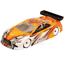 Serpent Body 190mm Lex-IS Semi Painted EP 1:10 RC Cars Touring On Road #401571