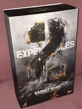 "Hot Toys MMS194 Barney Ross Expendables 2 Movie 12"" Figure Stallone Sideshow"