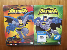Batman: The Brave and the Bold - Season One, Part One &Two DVD, 2011 2-Disc Sets