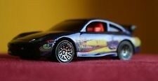 Hot Wheels Porsche 911 GT3 CUP, dark purple - © 1998 MATTEL I. - unbespielt TOP