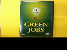 Green Jobs by Just Works dvd America's Career Publisher 2010 plus Bonus content