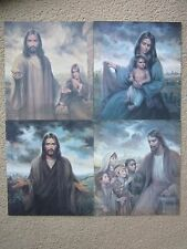 """The Master's Art Collection Series """"The Life Of Christ"""" By Joseph Wallace King"""
