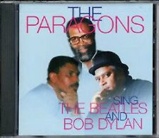 The Paragons - The Paragons Sing The Beatles And Bob Dylan  NEW CD