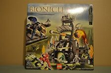 Lego Bionicle Playset Tower of Toa (8758) NIB Factory Sealed New