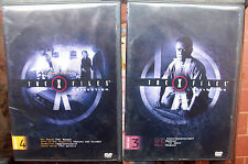 """2005 LOTTO DI DVD CON EPISODI DI X FILES: """"THE X FILE COLLECTION"""""""