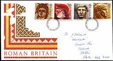 GB FDC 1993 Roman Britain, Stevenage FDI  #C39451