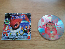 Christmas Nights: Into Dreams - Sega Saturn - PAL