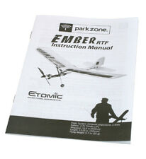 Parkzone Ember RTF Instruction Manual PKZ3215 RC Accessories