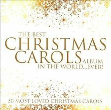 Various Artists Best Christmas Carols Album in the World CD