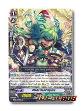 Cardfight Vanguard  x 4 Blade Seed Squire - BT05/049EN - C Mint