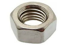 Stainless Steel M12 X 1.75 Hex Nut5 Pack