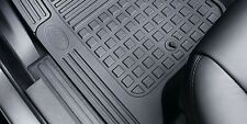 GENUINE LAND ROVER DISCOVERY 3 & 4 - RUBBER FLOOR MAT SET (2008 - 2012) LR006237