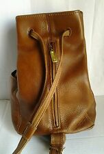 VINTAGE COACH SONOMA FULL GRAIN LEATHER CONVERTIBLE BACKPACK/SLING PURSE #4922