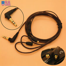 Replace Upgrade Cable Cord 3.5mm Jack For Sony XBA-H3 XBA-H2 HA-FX850 Headphone