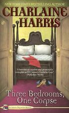 Aurora Teagarden Mystery #3: Three Bedrooms, One Corpse by Charlaine Harris