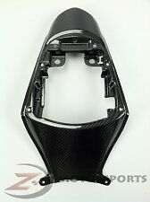 2011-2016 GSXR600 GSXR750 Rear Tail Center Seat Cowl Fairing 100% Carbon Fiber