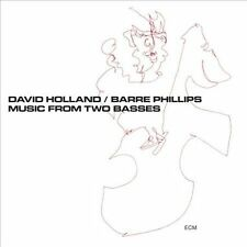 Music for Two Basses by Holland, Dave; Phillips, Barre