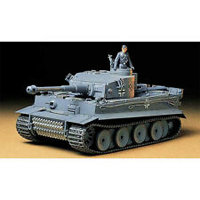 TAMIYA 35216 German Tiger I Early Production Tank 1:35 Military Model Kit