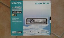 SONY CDX MR60UI MARINE CD RADIO FÜR HARLEY ELECTRA GLIDE ODER MARINE