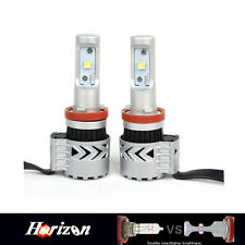 12000 LUMEN Error Free CREE Conversion Kit LED HeadLight Light Bulbs H8 H9 H11
