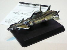 Konami SF Movie Selection UFO S.H.A.D.O Skydiver Mini Model Gerry Anderson