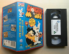 DANGER MOUSE - CLOSE ENCOUNTERS OF THE ABSURD KIND! - VHS VIDEO