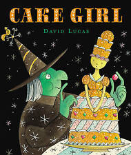 Cake Girl,Lucas, David,New Book mon0000063468