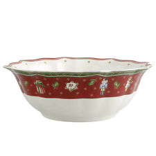 "Villeroy & Boch TOY'S DELIGHT 12"" Large Vegetable/ Salad / Serving Bowl #3160"