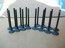 Honda H22 H22A1 H22A4 Prelude VTEC DOHC black nitride valves set of 16 new!
