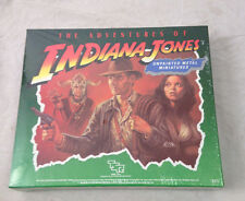 SEALED 1984 TSR MARVEL SET INDIANA JONES