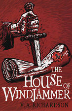 The House of Windjammer, Viv Richardson, New Book