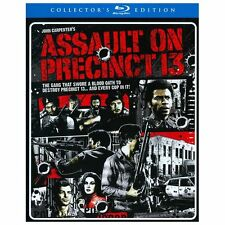 BLU-RAY Assault on Precinct 13: Collector's Edition (Blu-Ray) Scream Factory